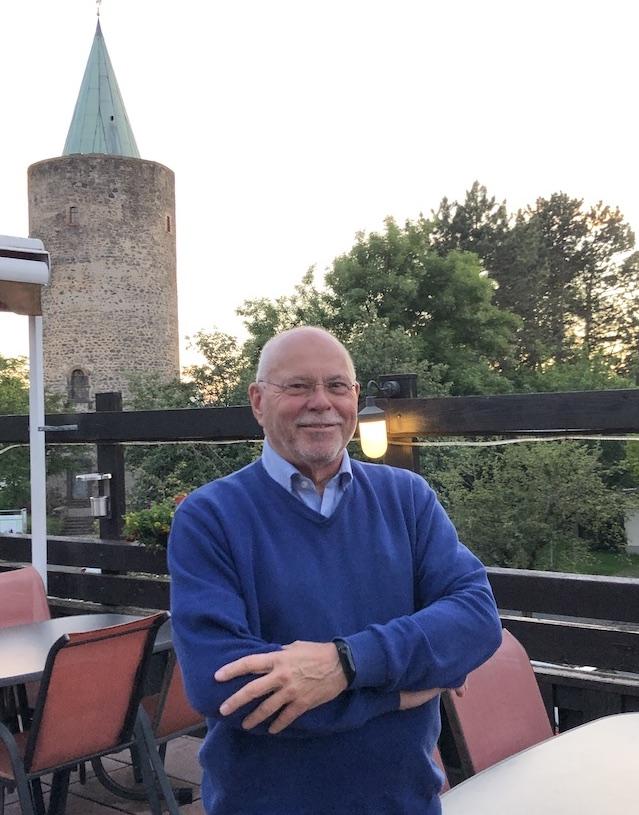 Wilfried Luhn / Bereichsleiter Verwaltung und Finanzen