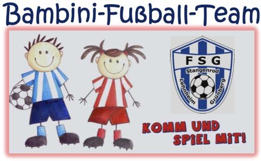 FSG Bambini-Fußball-Team, Grünberg