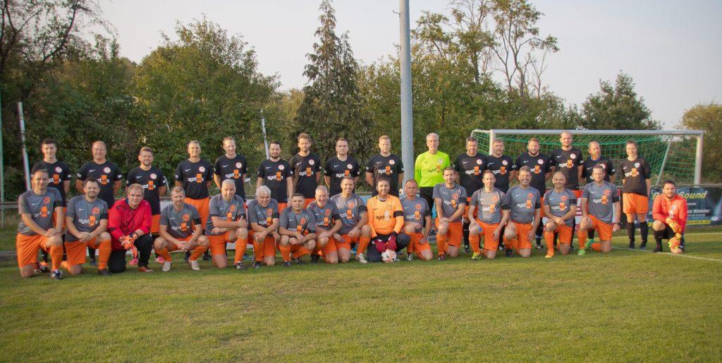Systeex & TSV GRB AH Fußballmannschaften 2020